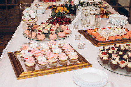 Catered Bridal Showers