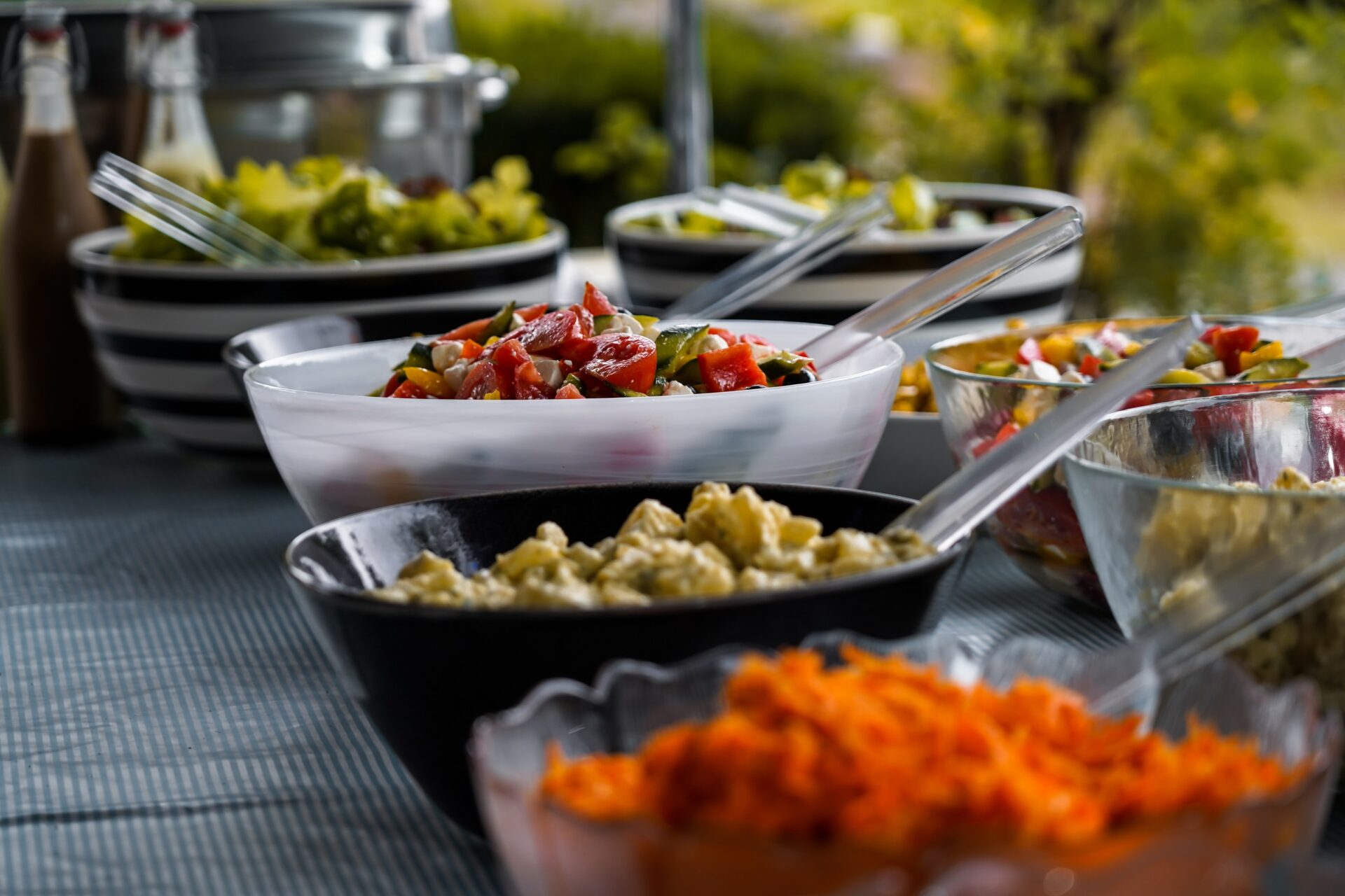 Catering for Outdoor Events